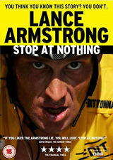 Stop at Nothing - The Lance Armstrong Story DVD (2014) Alex Holmes cert 12