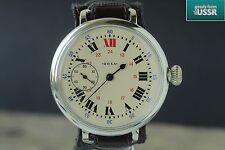 DOXA Vintage Wristwatch Original Swiss Movement: Re-maded from pocket watch