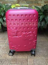 Hello Kitty Pink Luggage