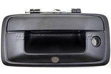 for Chevy GMC Silverado Sierra Colorado Tailgate Handle w Camera Hole Textured