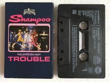 1995 SHAMPOO Cassette Tape Single TROUBLE 3 Tracks POWE RANGERS movie Tie In VGC