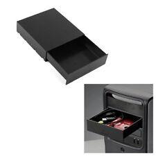 Plastic Computer Network Drive Storage Drawer Box Case Space Drawer Black