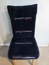 British Rail HST Carriage Seat Cushion Set First Great Western Railway FGW GWR