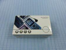 Alcatel OT-600 Grau/Grey! Neu & OVP! Ohne Simlock! Unbenutzt! RAR!