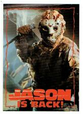 1993 Topps Friday The 13th Jason Is Back!
