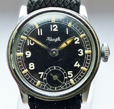 Seltene Kienzle Military WWII Herren Vintage Armbanduhr 40er Jahre