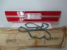 Mopar NOS 1975-76 Dodge Coronet 4 Door Rear Left Taillight Lens & Gasket 3879409