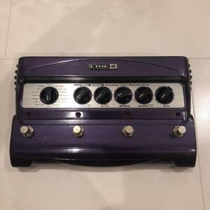 Line6 FM4 Filter Modeler Guitar Effect Pedal free shipping