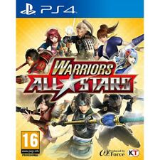 Warriors All Stars   PlayStation 4 Ps4