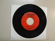 """SANDPYPERS:I Wanna Be Your Man-Don't Talk To Me-U.S. 7"""" 65 Tuscumbia Records 200"""