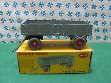 Vintage - Dinky Toys 428  -  LARGE  FODEN  TRAILER -   MIB