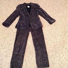 Giorgio Armani Women S Velvet Pant Suits Blazers Ebay