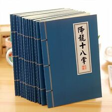 New Sketchbook Notepad School Office Supplies Chinese Kungfu Pattern Notebook