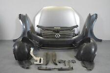 VW PASSAT B7 2012 COMPLETE FRONT END BONNET BUMPER WINGS PANEL RADS 2.0 TDI