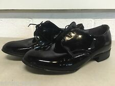 7 M USGI Women's US Military Shiny Black Uniform Dress Shoes Honor Guard Army