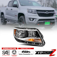 RH Passenger Side Factory Style Replacement Headlight For 15-18 Chevy Colorado