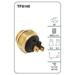 Tridon Fan switch TFS146 fits Land Rover Range Rover 2.4 Diesel 4x4, 2.4 TD 4x4