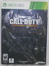 CALL OF DUTY: ADVANCED WARFARE - ATLAS LIMITED EDITION (Microsoft Xbox 360, 201