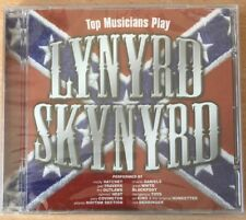 Lynyrd Skynyrd - Top Musicians Play - RARE New&Sealed CD Canned Heat Blackfoot