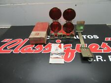 """VINTAGE FORD ACCESORIE NOS FORD FLARE KIT REFLECTOR 1950"""" 1960"""" FAIRLANE TRUCK T"""