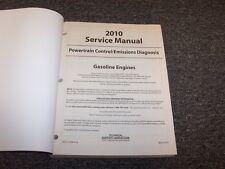 2010 Ford Mustang Powertrain Control & Emissions Shop Service Repair Manual