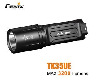 Fenix TK35 Ultimate Edition 2018 3200 Lumen Tactical Rechargeable Flashlight