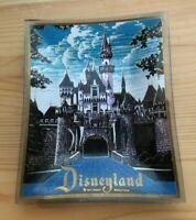 Vintage Disneyland 1960s Advertising Ashtray Change Catch All Tray Walt Disney