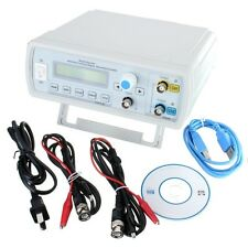 20Mhz DDS Dual-ch Function Arbitrary Waveform Signal Generator +Software + sweep