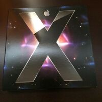 APPLE MAC OS X LEOPARD (VERSION 10.5) FULL RETAIL INSTALL DVD (MB021Z/A)