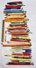 Advertising 28 PENS & 30 PENCILS ITHACA NY From Many Locations Businesses ELMIRA