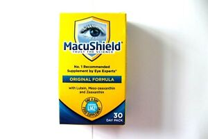 Macushield Original Formula One-Day Food Supplement - 30 Day Pack
