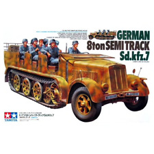 Tamiya 35148 German 8ton Semi Track sd.kfz.7 1/35