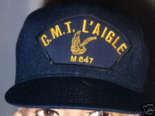 CAPPELLINO-BASEBALL CAP C.M.T. L'AIGLE - M 647