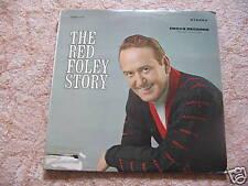 2 LP GATEFOLD RED FOLEY - THE RED FOLEY STORY / bon état