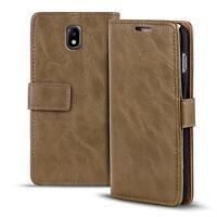 Handy Tasche Samsung Galaxy J5 2017 Flip Cover Case Schutz Hülle Wallet  Etui