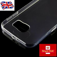 2x ULTRA THIN 0.3mm Clear  Soft TPU Cover Case For Samsung Galaxy S7 Edge (gift)