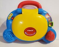 Vtech Baby's Learning Laptop Toy New 6-36 Months Teaches Educational Sounds