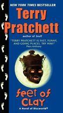 Discworld: Feet of Clay 17 by Terry Pratchett (2014, Paperback)