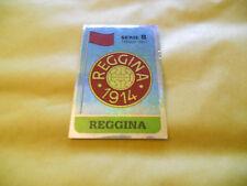 FIGURINE PANINI-CALCIATORI 89-90-LOGO-BADGE-BANDIERA REGGINA 480-N.-1989/1990