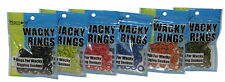 "Wacky Rings - 600 O-Ring Color Bundle Pack (ORings for Rigging 4-5"" Senko Worms)"