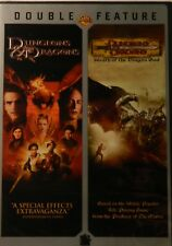 2 Films DUNGEONS & DRAGONS(2000)+DUNGEONS & DRAGON WRATH of the DRAGON GOD(2005)