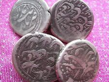 Antique Persian Islamic solid silver coins Cuff links
