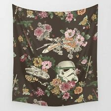 Wall Hanging Ethnic Dorm Decor Living Room Hippie Tapestry Star Wars wreckage
