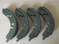 CLASSIC GBS704AF MORRIS MINOR FRONT BRAKE SHOE SET EARLY