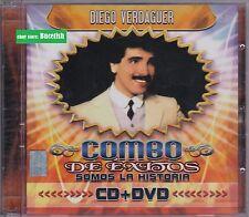 Diego Verdaguer Somos La Historia CD New Nuevo sealed