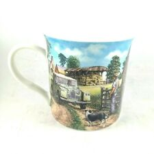 Land Rover featured Tea Coffee Mug Cup Fine China Lesser & Pavey Ltd UK