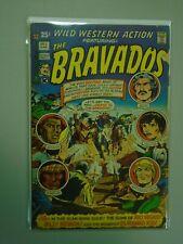 Wild Western Action #1 featuring Bravados 4.0 VG (1971 Skywald)