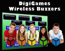 Game Show Wireless Quiz Buzzer Teaching Lockout System