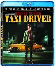 Blu Ray Taxi Driver - Edizione 40° Anniversario (1 Blu-Ray + 1 DVD) ....NUOVO