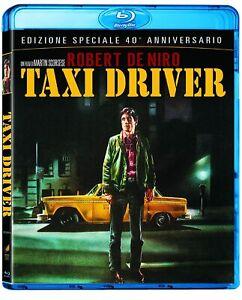 Blu Ray Taxi Driver - Edizione 40° Anniversario - (Blu-Ray+Dvd) ....NUOVO